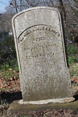 Samuel L Alexander