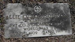 Allie Otto Anderson