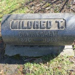 Mildred T Cunningham