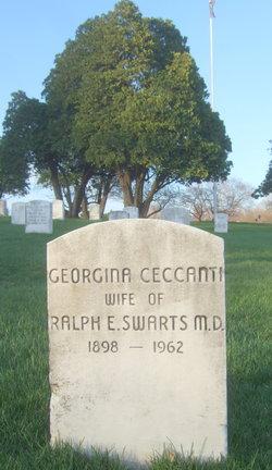 Georgina H. <i>Ceccanti</i> Swarts