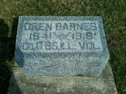 Oren Barnes