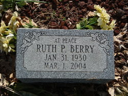Ruth P <i>Babcock</i> Berry
