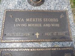 Eva Mertis <i>Stobbs</i> Stobbs