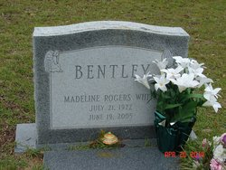 Madelyn Lauralou <i>Rogers</i> Bentley