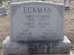 Amos Eckman