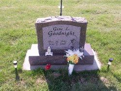 Lee Eugene Gene Goodnight