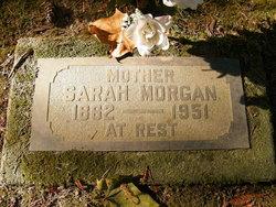 Sarah Elizabeth <i>Belisle</i> Morgan