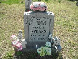 Ornes E. <i>Jervis</i> Spears