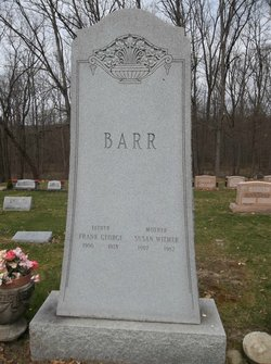 Susan <i>Witmer</i> Barr