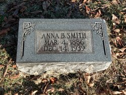 Anna Belle <i>Croach</i> Smith