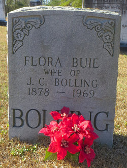 Flora <i>Buie</i> Bolling