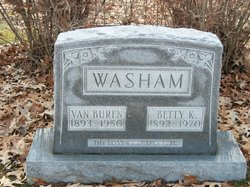 Betty K. Washam