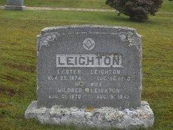 Mildred A <i>Smith</i> Leighton