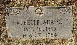 A Belle Adams