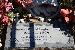Nikolas David England