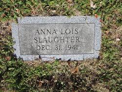 Anna Lois Slaughter