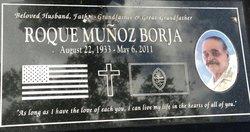 Roque <i>Mu�oz</i> Borja