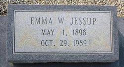Emma <i>Wynn</i> Jessup