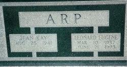 Leonard Eugene Arp