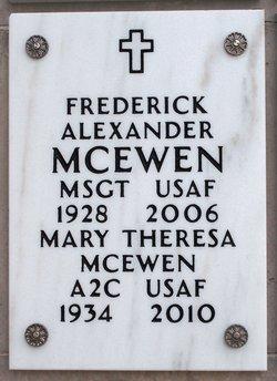 Frederick Alexander McEwen