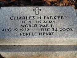 Charles Hemphill Parker