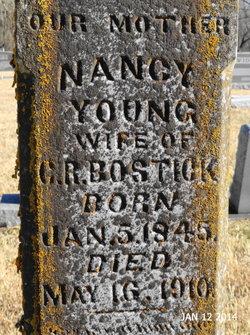 Nancy Young <i>Clark</i> Bostick