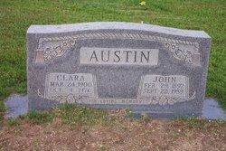 Clara <i>Earp</i> Austin