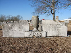 Flossie <i>Chapman</i> Adams
