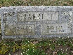 Mary Elva <i>Wingert</i> Barrett