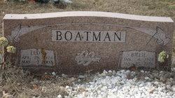 Billie <i>Terry</i> Boatman