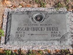 Oscar Buck Hukle