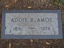Addie R. Amos
