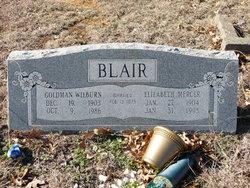 Elizabeth <i>Mercer</i> Blair