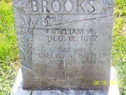 Gillie Ann <i>Butler</i> Brooks