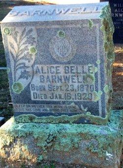 Alice Belle Barnwell