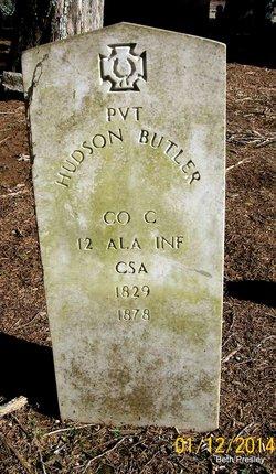 Pvt Hudson Butler