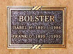 Isabel H <i>Winterbottom</i> Bolster