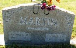 Loma Frances <i>Spence</i> Martin