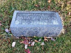Anna Lee <i>Ross</i> Parvin
