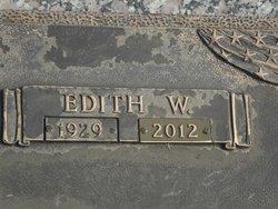 Frances Edith <i>Whitener</i> Belcher