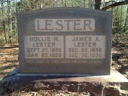James A. Lester