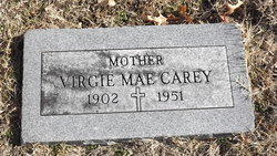 Virginia Mae <i>Copeland</i> Carey