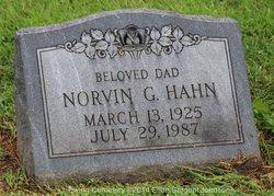 Norvin Glenn Pete Hahn