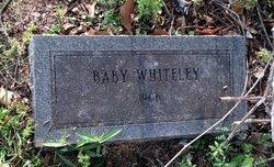 Infant Whiteley