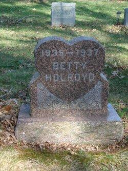 Betty Holroyd