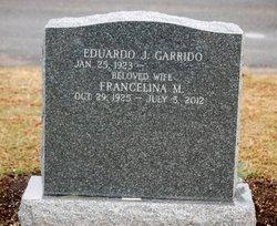 Francelina M <i>Medeiros</i> Garrido