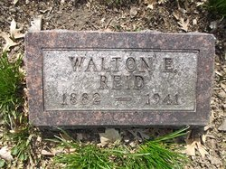 Walton Earl Reid