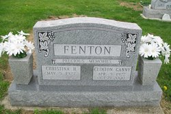 Christina Helen <i>Hess</i> Fenton
