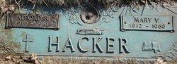 Alford R. Hacker