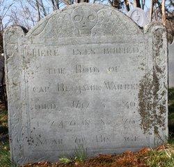 Capt Benjamin Warren